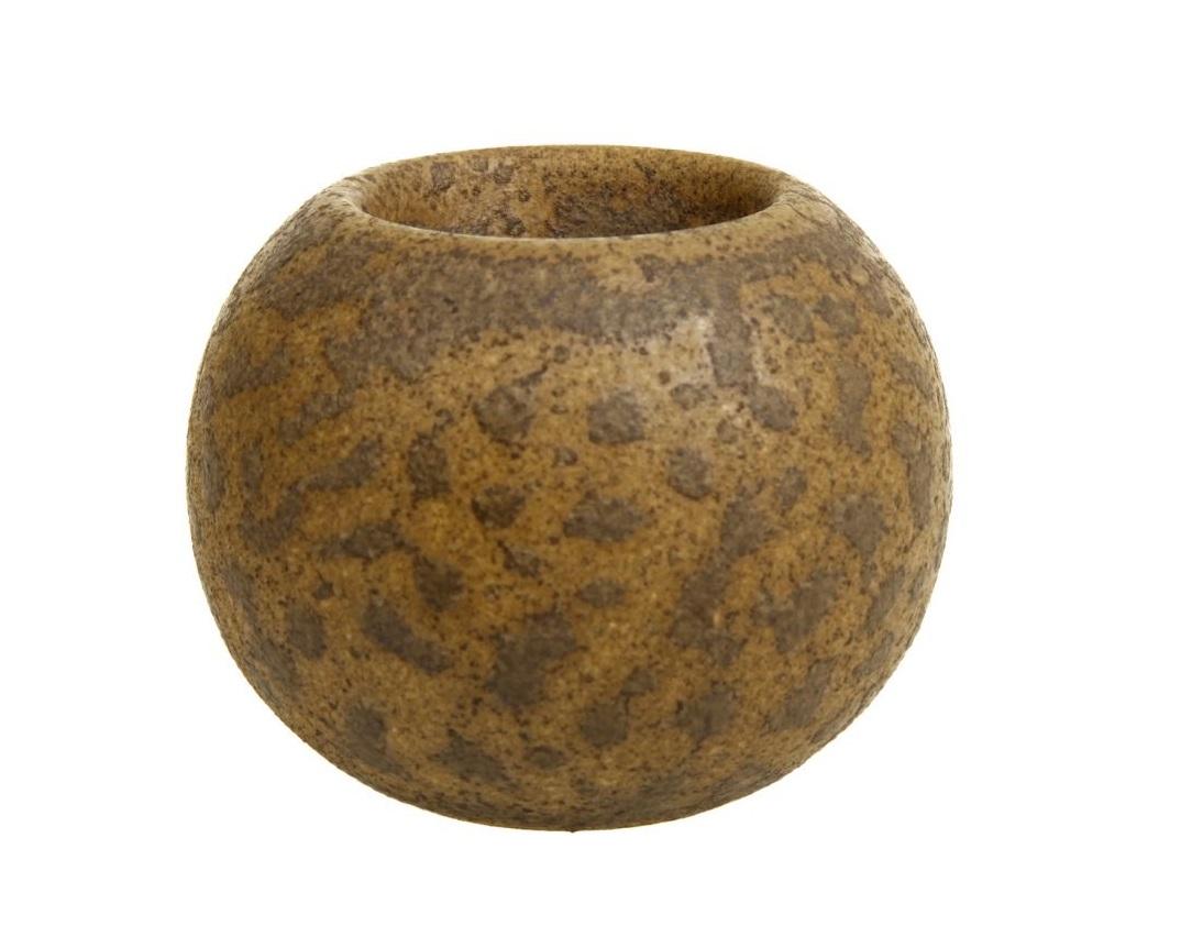 Набор подсвечников (2 шт.)Подсвечники<br><br><br>Material: Керамика<br>Height см: 9,5<br>Diameter см: 7,5