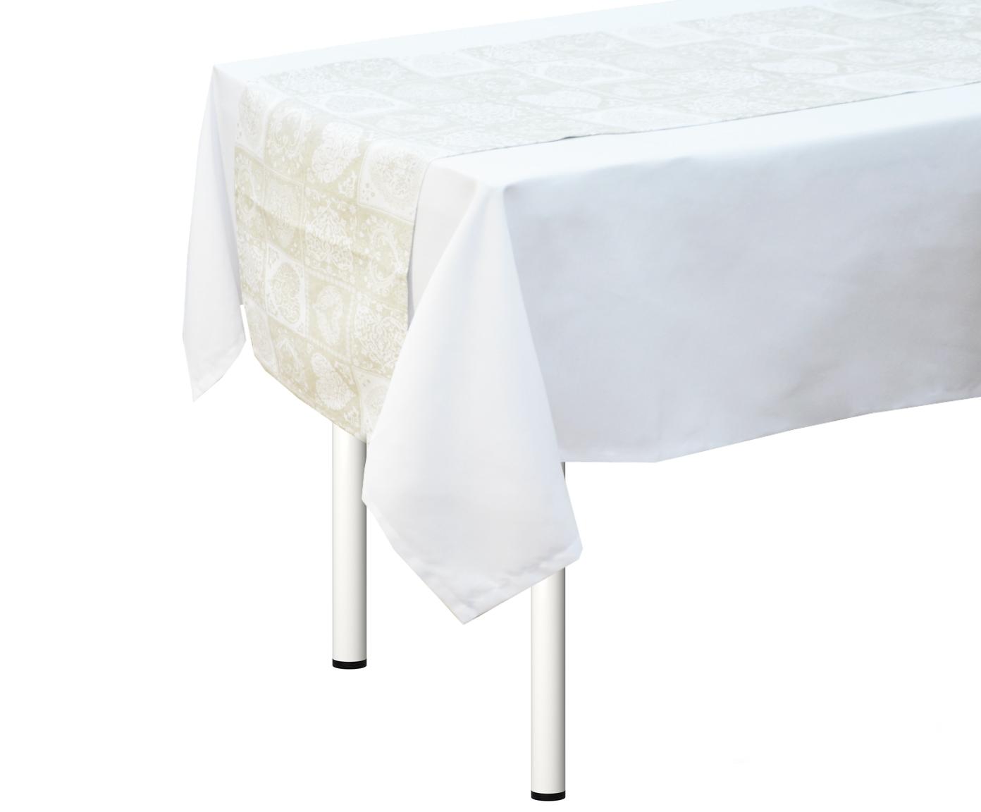 Дорожка на стол Amore biancoСкатерти<br>Скатерть узкая на стол. Подойдет для романтического стиля и настроения. Яркий дизайн. Ткань прочная ,износоустойчивая.<br><br>Material: Хлопок<br>Length см: 40<br>Width см: 170