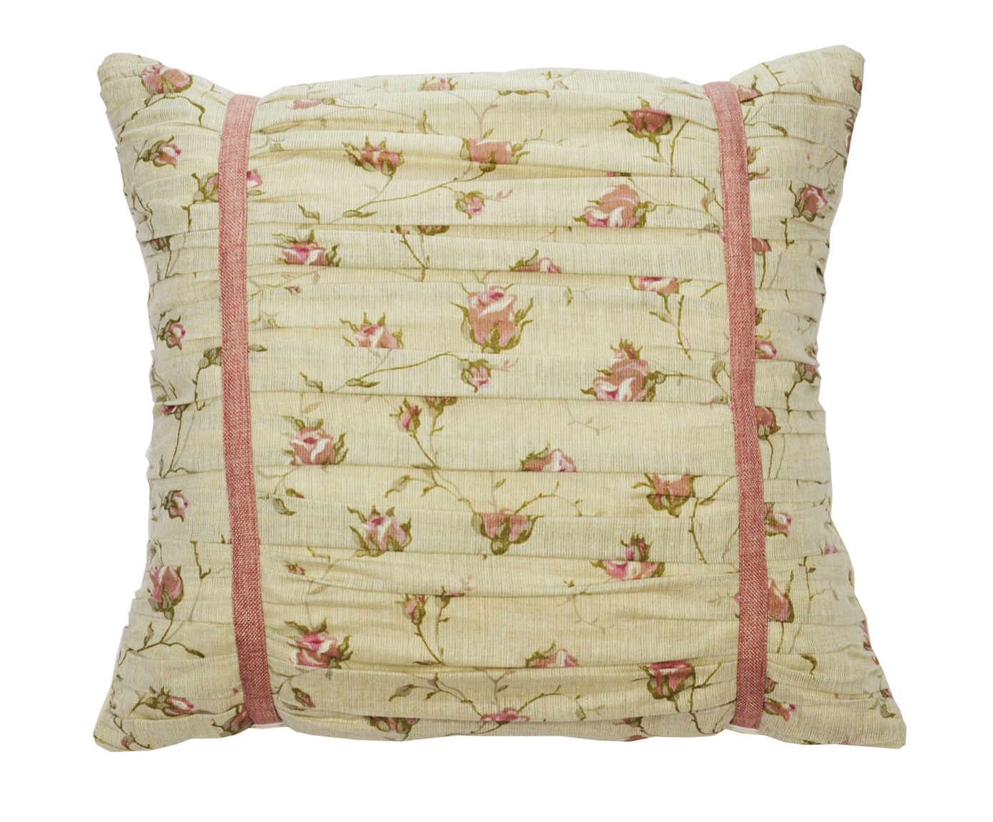 Подушка Льняные розыКвадратные подушки<br>Декоративная  подушка .Чехол съемный.<br><br>Material: Лен<br>Width см: 45<br>Depth см: 15<br>Height см: 45