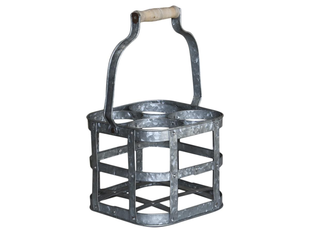 Держатель для бутылокПодставки и доски<br><br><br>Material: Металл<br>Width см: 19<br>Depth см: 19<br>Height см: 16