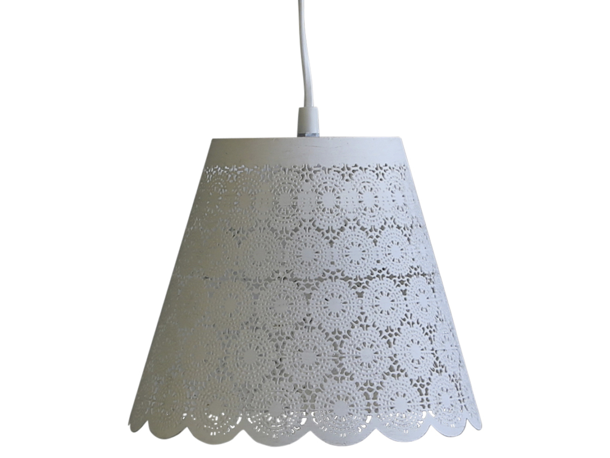 Кружевной светильник