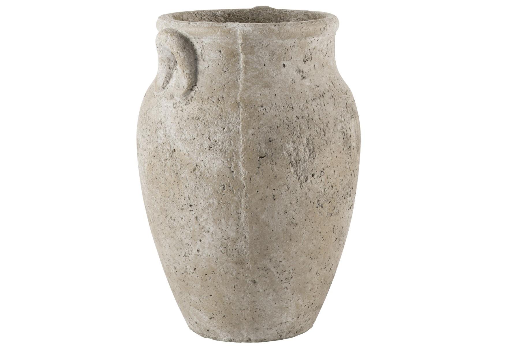 Глиняный горшок для растенийКашпо<br><br><br>Material: Глина<br>Width см: None<br>Depth см: None<br>Height см: 29<br>Diameter см: 17