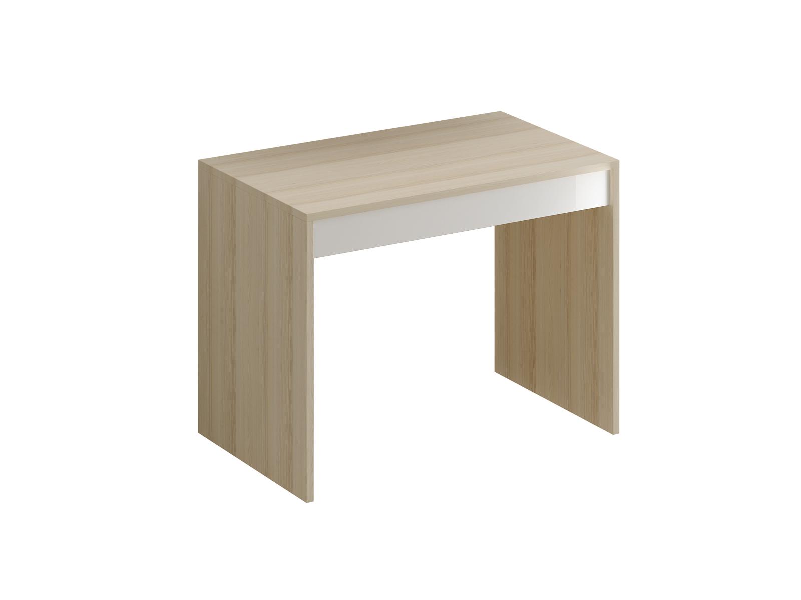 Стол письменный Mix PlusПисьменные столы<br><br><br>Material: ДСП<br>Length см: None<br>Width см: 98<br>Depth см: 60<br>Height см: 76<br>Diameter см: None
