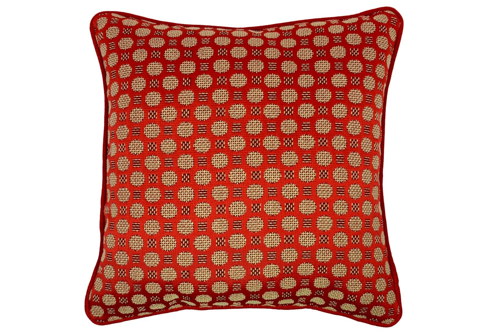 Подушка AlkorКвадратные подушки<br>Декоративная  подушка .Чехол съемный.<br><br>Material: Вискоза<br>Length см: None<br>Width см: 45<br>Depth см: 15<br>Height см: 45