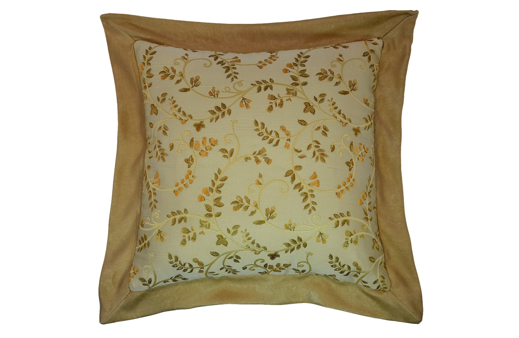Подушка Arabelle CaramelКвадратные подушки<br>Декоративная  подушка .Чехол съемный.<br><br>Material: Вискоза<br>Length см: None<br>Width см: 50<br>Depth см: 15<br>Height см: 50