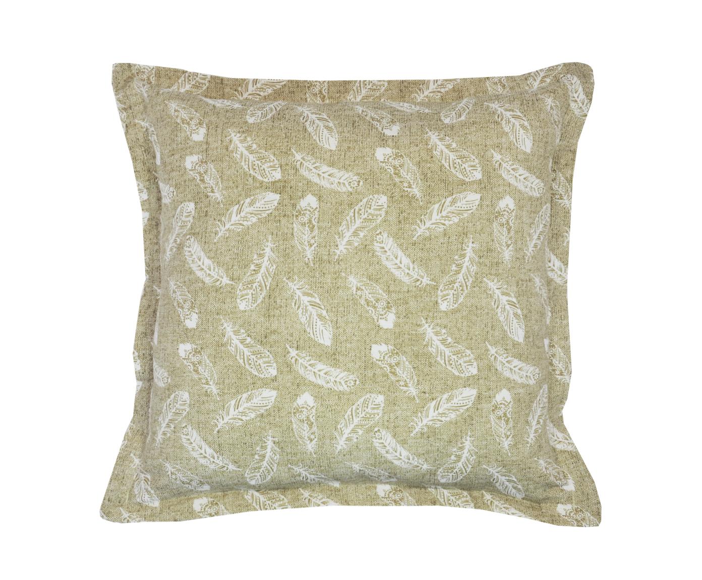 Подушка Angel LinoКвадратные подушки и наволочки<br>Декоративная  подушка .Чехол съемный.<br><br>Material: Хлопок<br>Length см: None<br>Width см: 45<br>Depth см: 15<br>Height см: 45