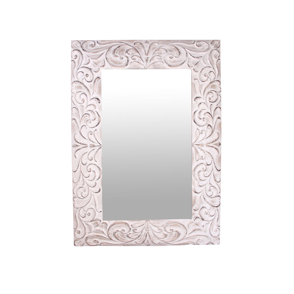 ЗеркалоНастенные зеркала<br><br><br>Material: Полистоун<br>Width см: 102<br>Depth см: 9,5<br>Height см: 143