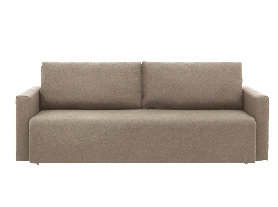 Диван KanПрямые раскладные диваны<br>Настоящий трансформер! Лаконичные простые формы не отвлекают от главного - уникальной функциональности. У дивана есть три положения раскладывания: промежуточное между диваном и кроватью позволяет отдыхать полулежа. Он прекрасно дополнит интерьер в скандинавском стиле, а ящики для хранения позволят использовать пространство с умом.Каркас: деревянный брус, фанера, МДФ.Подушки спинок: синтепух, спанбонд.Сидение/Спинка: пружинный блок, пенополиуретан, синтепон.Обивка: 100% полиэстер.Лицевой чехол: несъёмный.Механизм трансформации: Еврокнижка.Ширина сиденья:199 см.Глубина сиденья:79 см.Высота сиденья:44 см.Высота подлокотника:63 см.Размер спального места 199х148 см.&amp;nbsp;<br><br>kit: None<br>gender: None