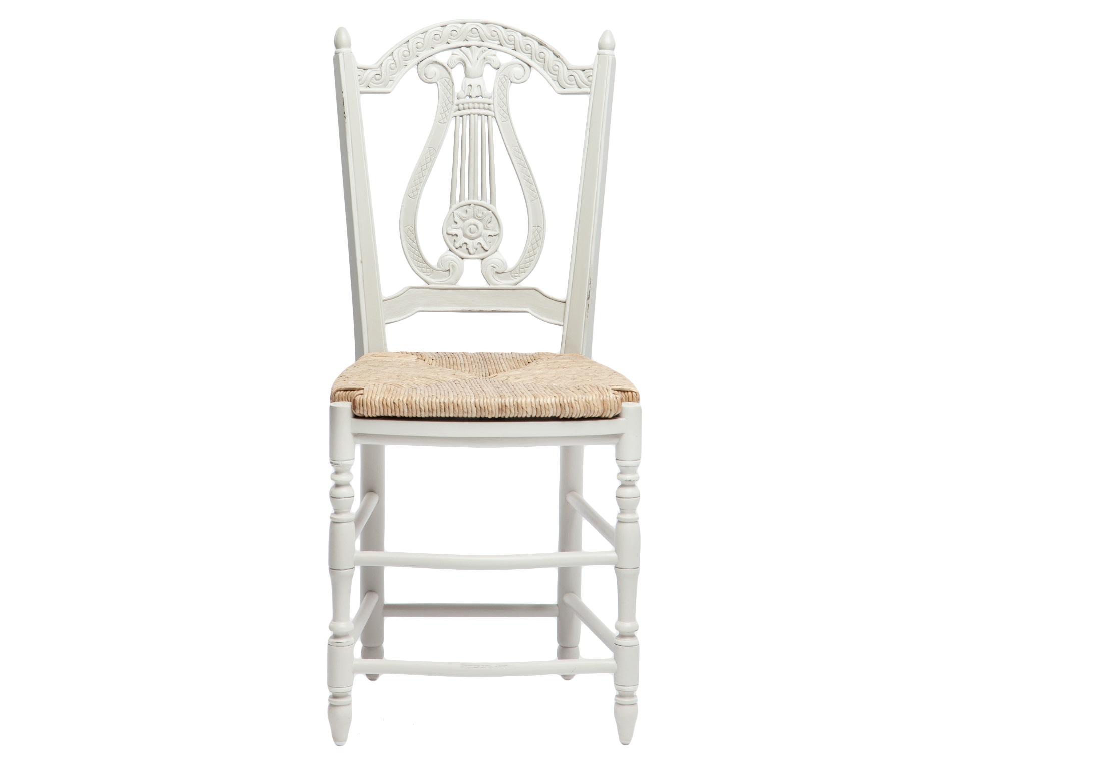 Стул ЛираОбеденные стулья<br>Стул из дерева махагони с резной спинкой и плетеным сиденьем.<br><br>Material: Красное дерево<br>Width см: 72<br>Depth см: 70<br>Height см: 85