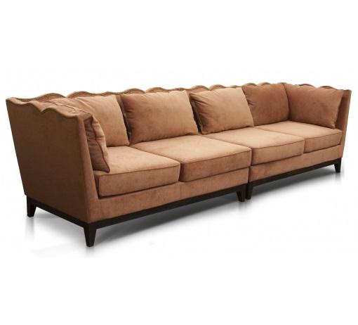 Диван HermitageДиваны четырехместные и более<br>&amp;lt;div&amp;gt;Прекрасное обрамления этого дивана задаст высокий стандарт любому интерьеру, а силуэт похожий на корму испанского галеона послужит интересным акцентом.&amp;amp;nbsp;&amp;lt;/div&amp;gt;&amp;lt;div&amp;gt;&amp;lt;br&amp;gt;&amp;lt;/div&amp;gt;Материал каркаса: фанера , брус хвойных пород, резино-тканевые ремни &amp;quot;Elasbelt&amp;quot;, термовойлок, холофайбер, сорель, ППУ &amp;quot;HR,HL,ST&amp;quot;.&amp;amp;nbsp;&amp;lt;div&amp;gt;Материал опоры: массив дуба.&amp;lt;br&amp;gt;&amp;lt;/div&amp;gt;<br><br>Material: Текстиль<br>Ширина см: 180.0<br>Высота см: 88.0<br>Глубина см: 90.0