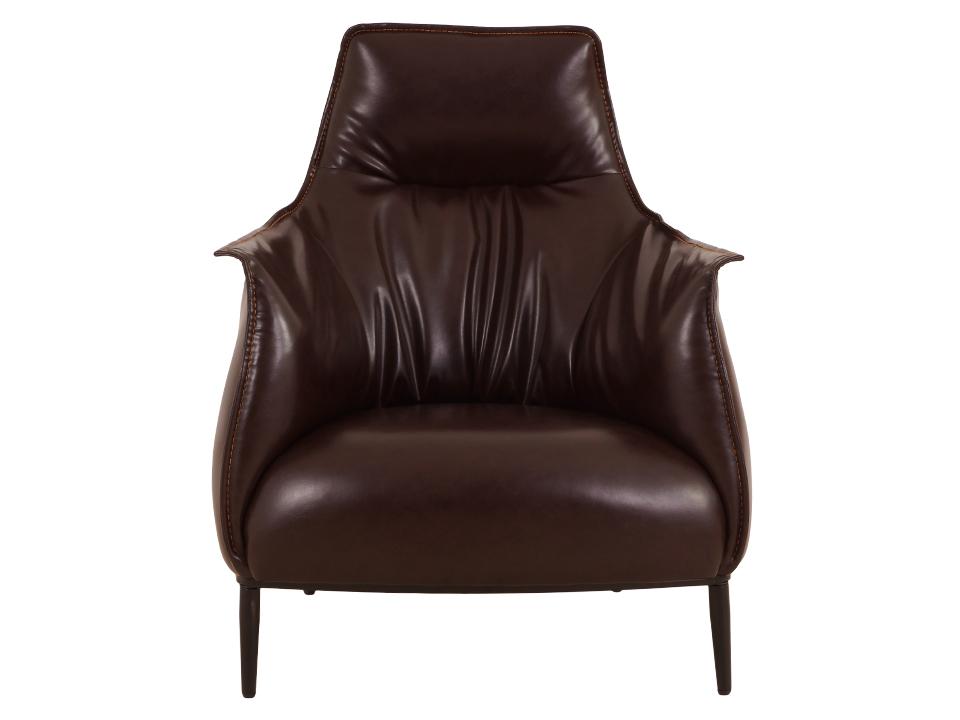 Кресло OregonКожаные кресла<br><br><br>Material: Кожа<br>Width см: 80<br>Depth см: 80<br>Height см: 102