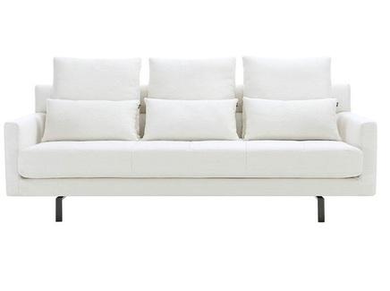 Диван вилла руфоло (linewood) белый 215.0x75.0x99.0 см.