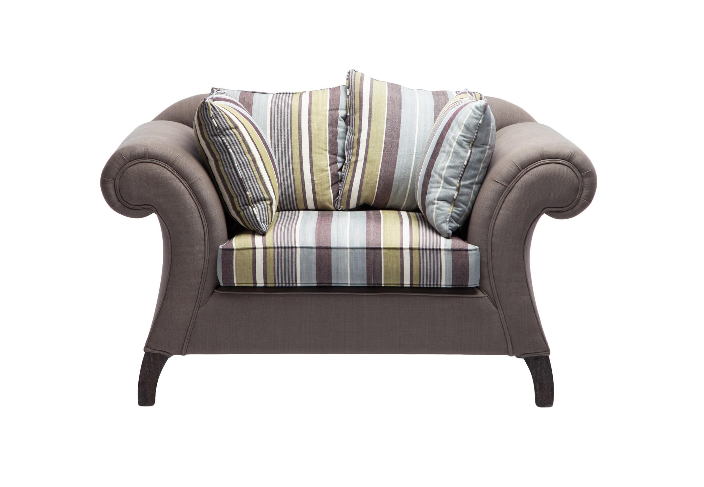 Софа Нью-ЙоркДвухместные диваны<br>Софа одноместная, ножки цвета венге. Подушки в комплекте.<br><br>Material: Текстиль<br>Width см: 135<br>Depth см: 75<br>Height см: 83