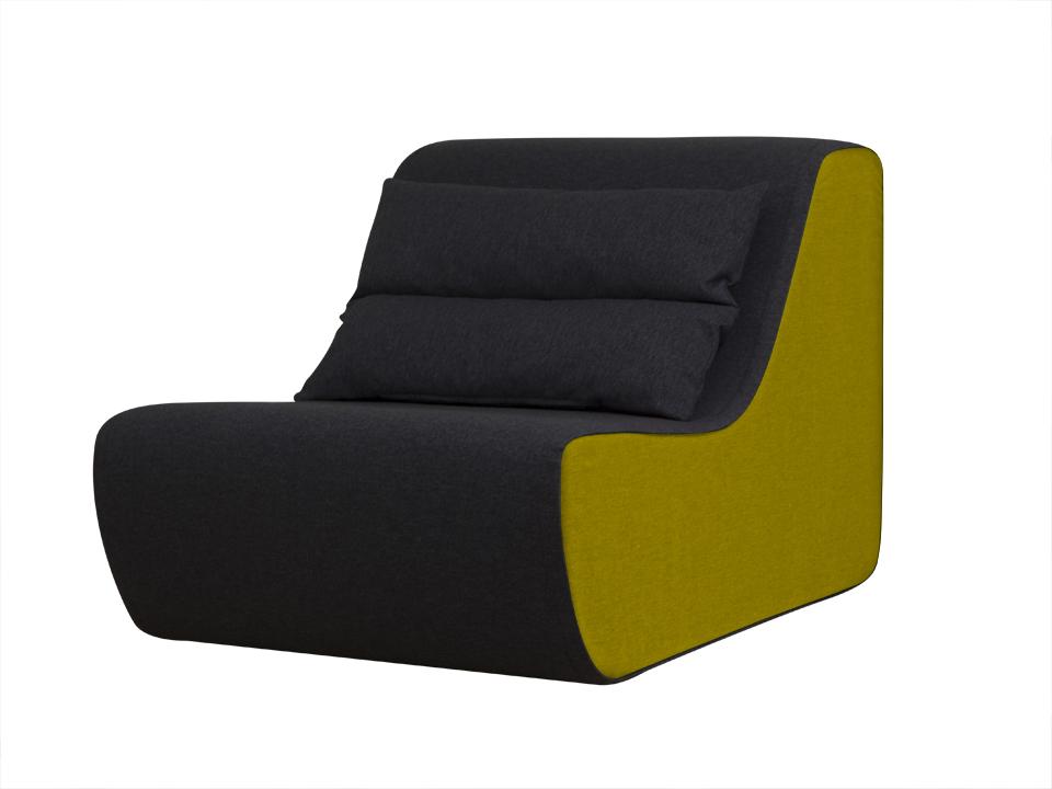 Кресло NeИнтерьерные кресла<br>&amp;lt;div&amp;gt;Каждый может быть дизайнером! С этим креслом менять свой интерьер можно хоть каждый день: его можно соединять с другими модульными креслами этой модели, создавая новые и новые композиции. Яркое цветовое решение и необычная форма предоставляют простор для вашей фантазии. Удобное сидение и мягкая подушка на спинке сделают его вашим любимым объектом в доме. Чехлы съемные.&amp;amp;nbsp;&amp;lt;/div&amp;gt;&amp;lt;div&amp;gt;&amp;lt;br&amp;gt;&amp;lt;/div&amp;gt;&amp;lt;div&amp;gt;Каркас: деревянный брус, фанера.&amp;lt;/div&amp;gt;&amp;lt;div&amp;gt;Наполнитель подушки: холофайбер.&amp;lt;/div&amp;gt;&amp;lt;div&amp;gt;Сидение: эластичные ремни, пенополиуретан, синтепон.&amp;lt;/div&amp;gt;&amp;lt;div&amp;gt;Материал обивки: 80% полиэстер, 20% полишенилл.&amp;lt;/div&amp;gt;<br><br>Material: Текстиль<br>Width см: 80<br>Depth см: 110<br>Height см: 77