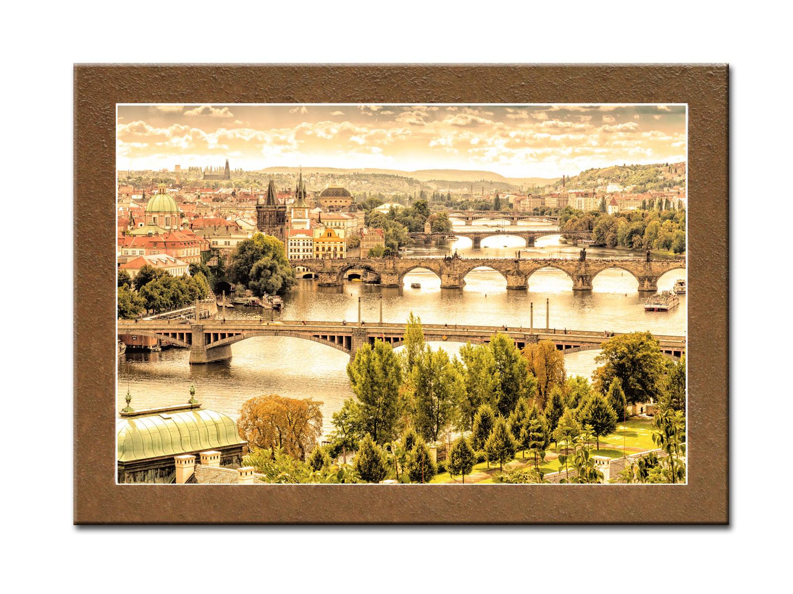 Muzante Картина Мосты