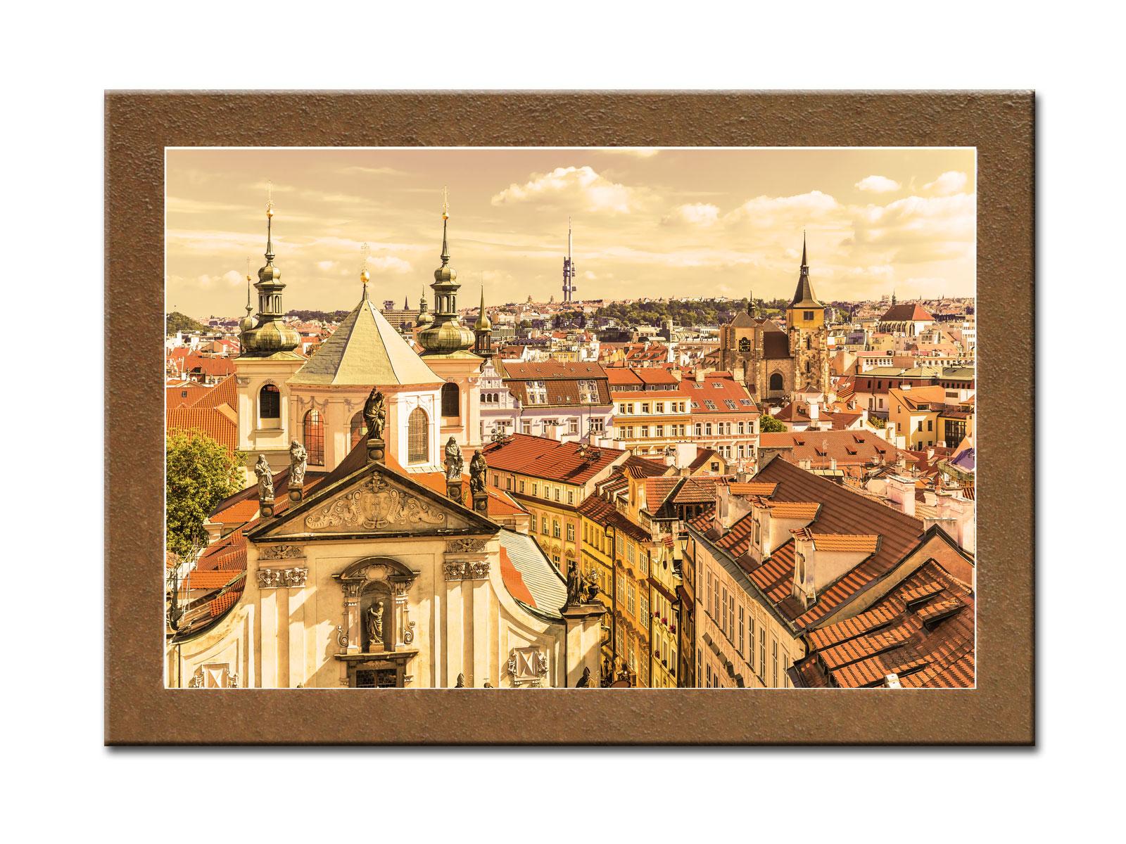Картина КрышиКартины<br>Картина из серии &amp;quot;Города&amp;quot;.&amp;amp;nbsp;&amp;lt;div&amp;gt;&amp;lt;br&amp;gt;&amp;lt;/div&amp;gt;&amp;lt;div&amp;gt;Натуральный холст, галерейный подрамник, по периметру картина декорирована фактурой песка.&amp;lt;/div&amp;gt;<br><br>Material: Дерево<br>Width см: 70<br>Depth см: 3<br>Height см: 50