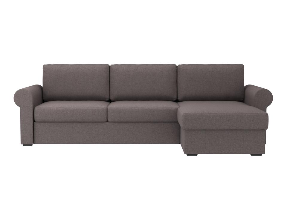 Диван PeterУгловые раскладные диваны<br>Гостеприимными бывают не только люди, но и мебель! Этот диван просто создан для уютных посиделок с друзьями за чаем или настольными играми. Удобная угловая модель с подлокотником на боковой части примечательна своим лаконичным дизайном в скандинавском стиле. Кроме того, этот диван оснащен функциональными емкостями для хранения. Лицевые чехлы подушек съёмные. &amp;nbsp; &amp;nbsp; &amp;nbsp; &amp;nbsp; &amp;nbsp; &amp;nbsp;&amp;nbsp;&amp;nbsp; &amp;nbsp; &amp;nbsp; &amp;nbsp; &amp;nbsp; &amp;nbsp; &amp;nbsp; &amp;nbsp; &amp;nbsp; &amp;nbsp; &amp;nbsp;&amp;nbsp;Каркас: деревянный брус, фанера, ЛДСП.Подушки: синтетическое волокно «синтепух», &amp;nbsp;пенополиуретан.&amp;nbsp;Глубина сиденья min:75,5 мм - max:148,5 cм. &amp;nbsp; &amp;nbsp;Размер спального места 184 х133 cм.<br><br>kit: None<br>gender: None