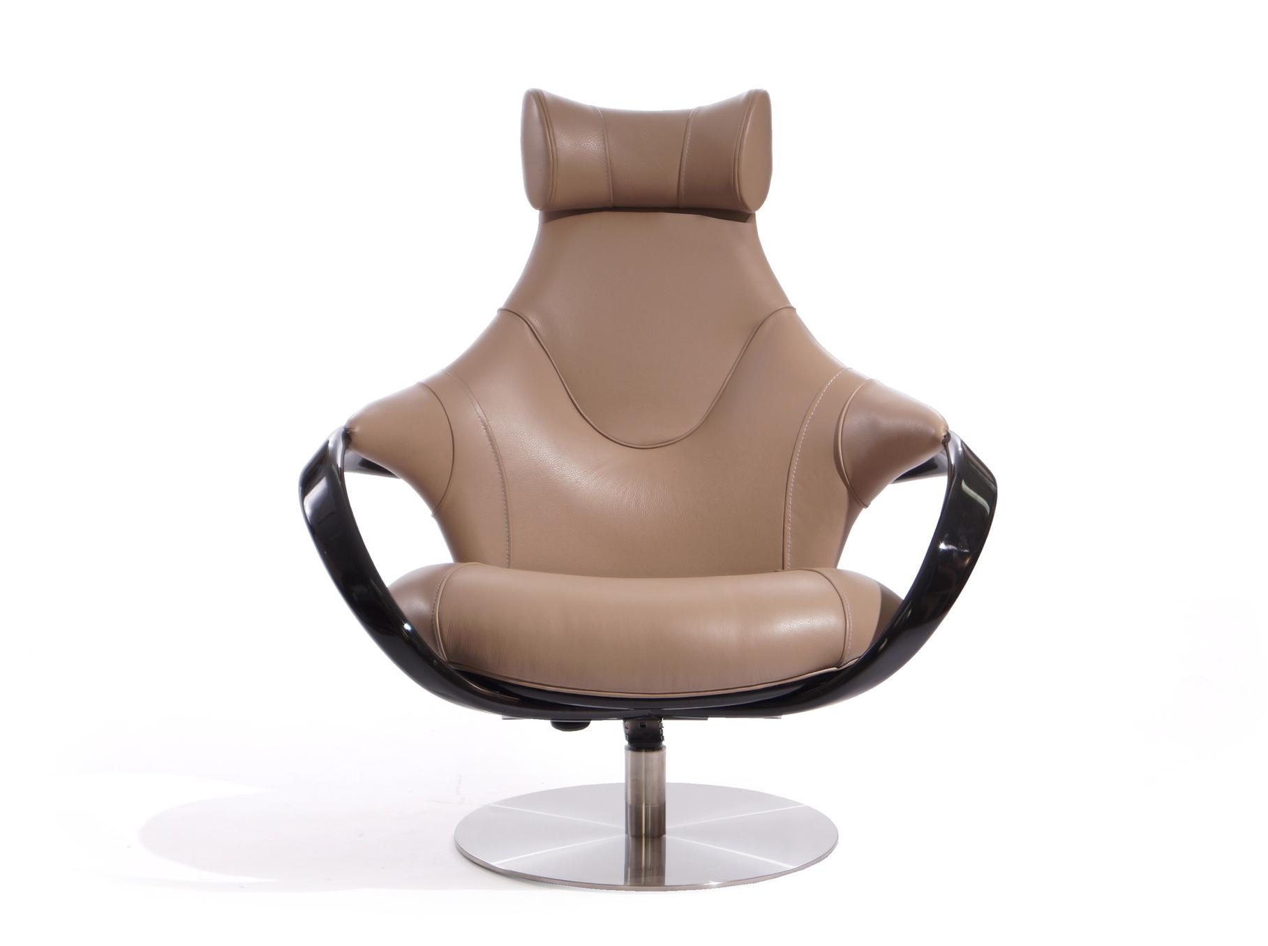 Кресло Apriori RКожаные кресла<br>&amp;lt;div&amp;gt;Дизайнерское, удивительно удобное, кресло c механизмом качения.&amp;amp;nbsp;&amp;lt;/div&amp;gt;&amp;lt;div&amp;gt;Удачно дополнит комплект мягкой мебели в современную гостиную.&amp;lt;/div&amp;gt;&amp;lt;div&amp;gt;&amp;lt;br&amp;gt;&amp;lt;/div&amp;gt;&amp;lt;div&amp;gt;Материал: натуральная береза (15т черный) глянец&amp;amp;nbsp;&amp;lt;/div&amp;gt;&amp;lt;div&amp;gt;Обивка: кожа натуральная цвет cappuccino&amp;lt;/div&amp;gt;<br><br>Material: Кожа<br>Ширина см: 100<br>Высота см: 110