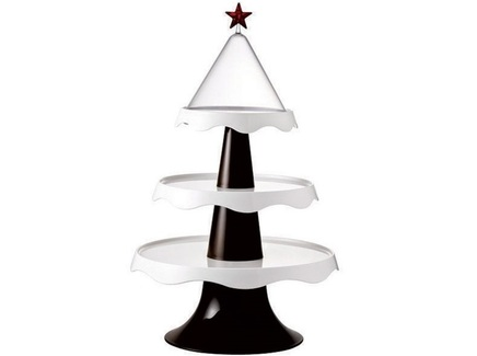 Этажерка подарочная merry tree (qualy) белый 51 см.