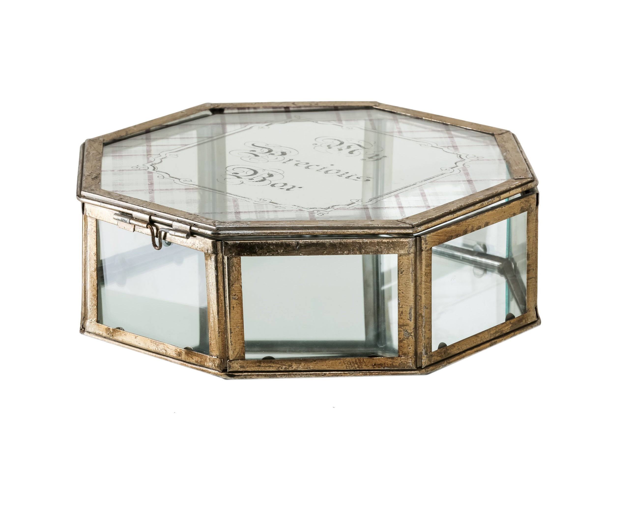 Wonderwood Короб стеклянный