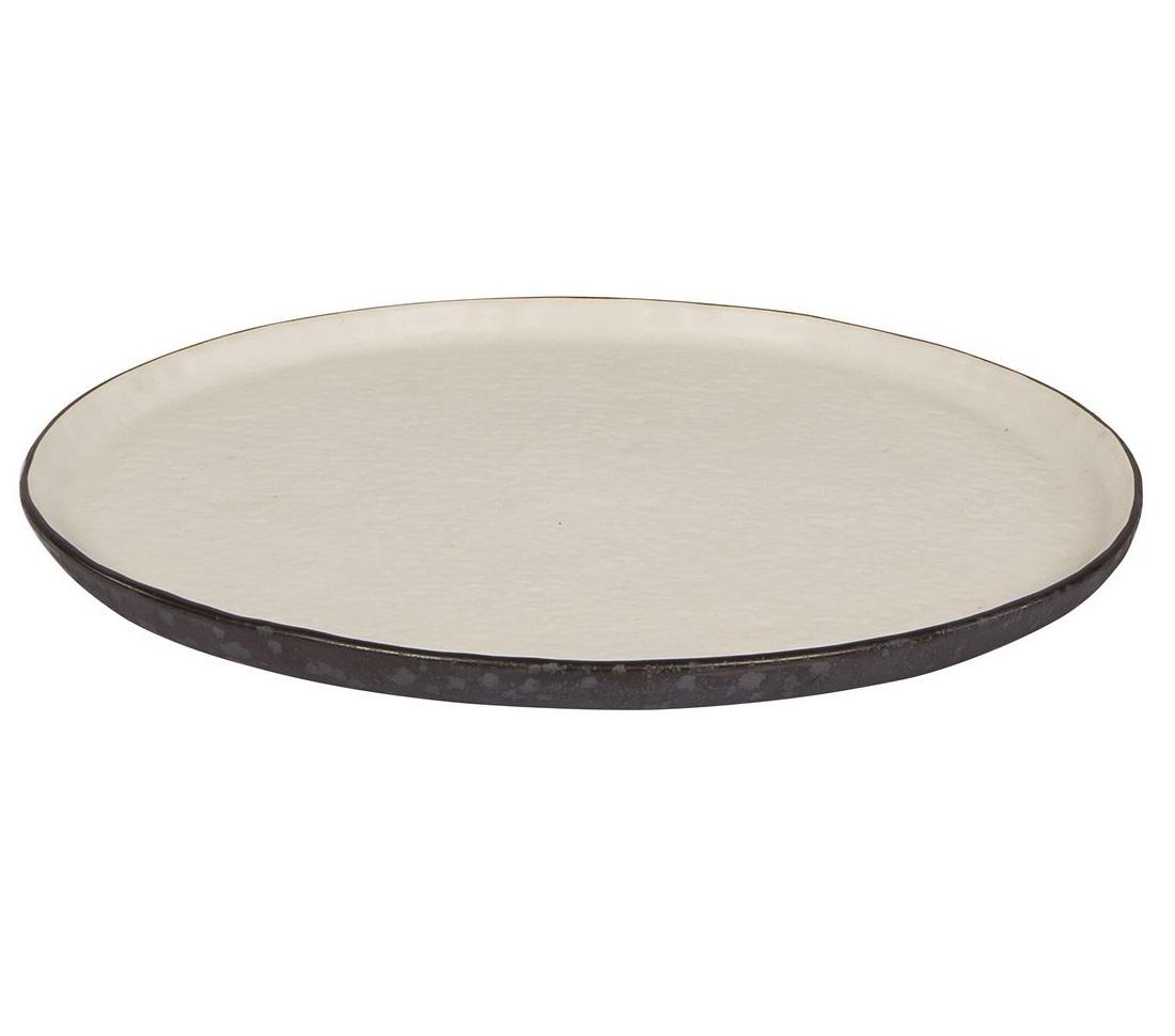 """Broste Copenhagen Набор тарелок """"Esrum"""" (2шт)"""