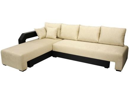 Диван-кровать космо (modern classic) бежевый 269x98x214 см.