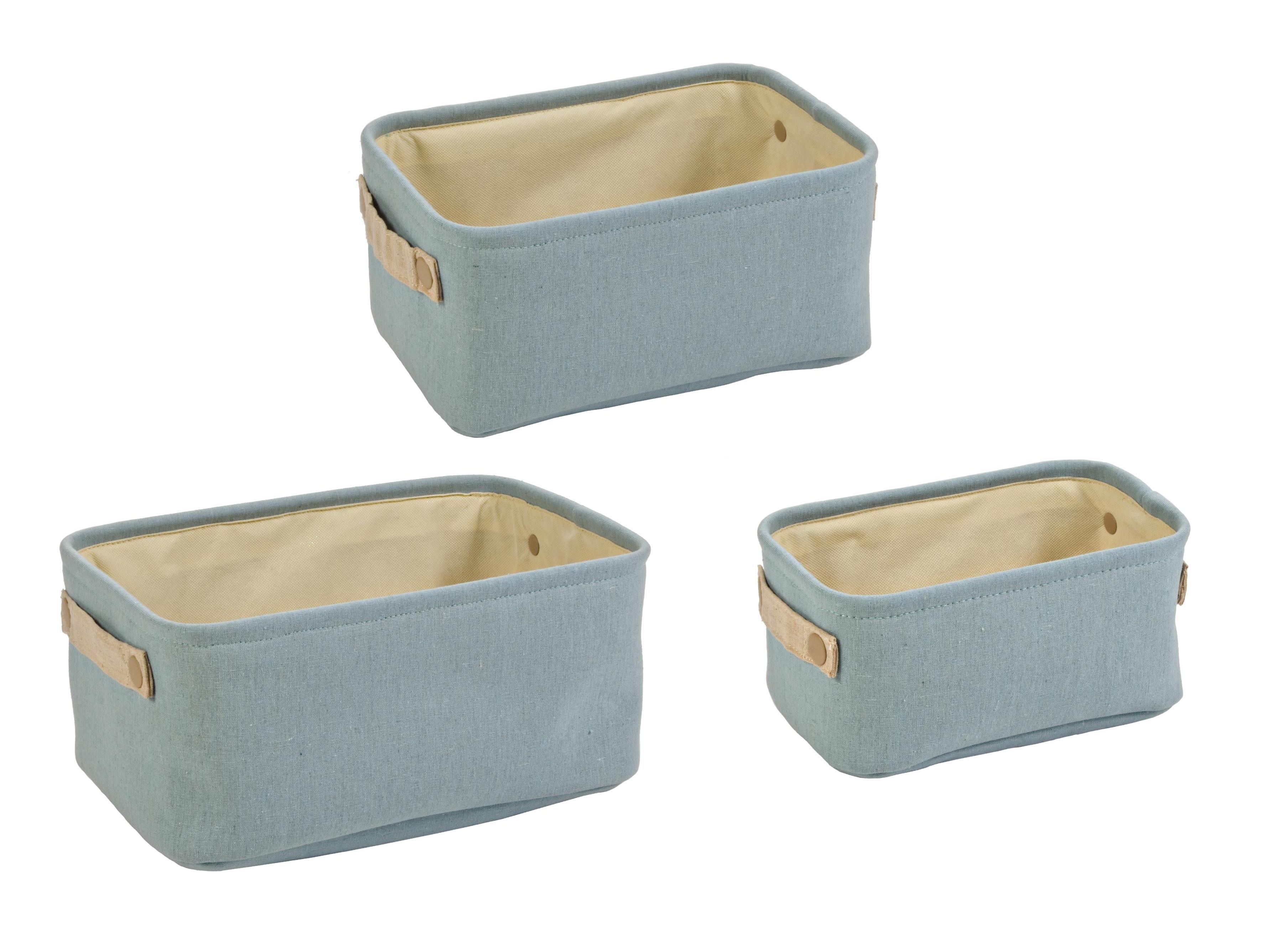 Набор из трех коробок