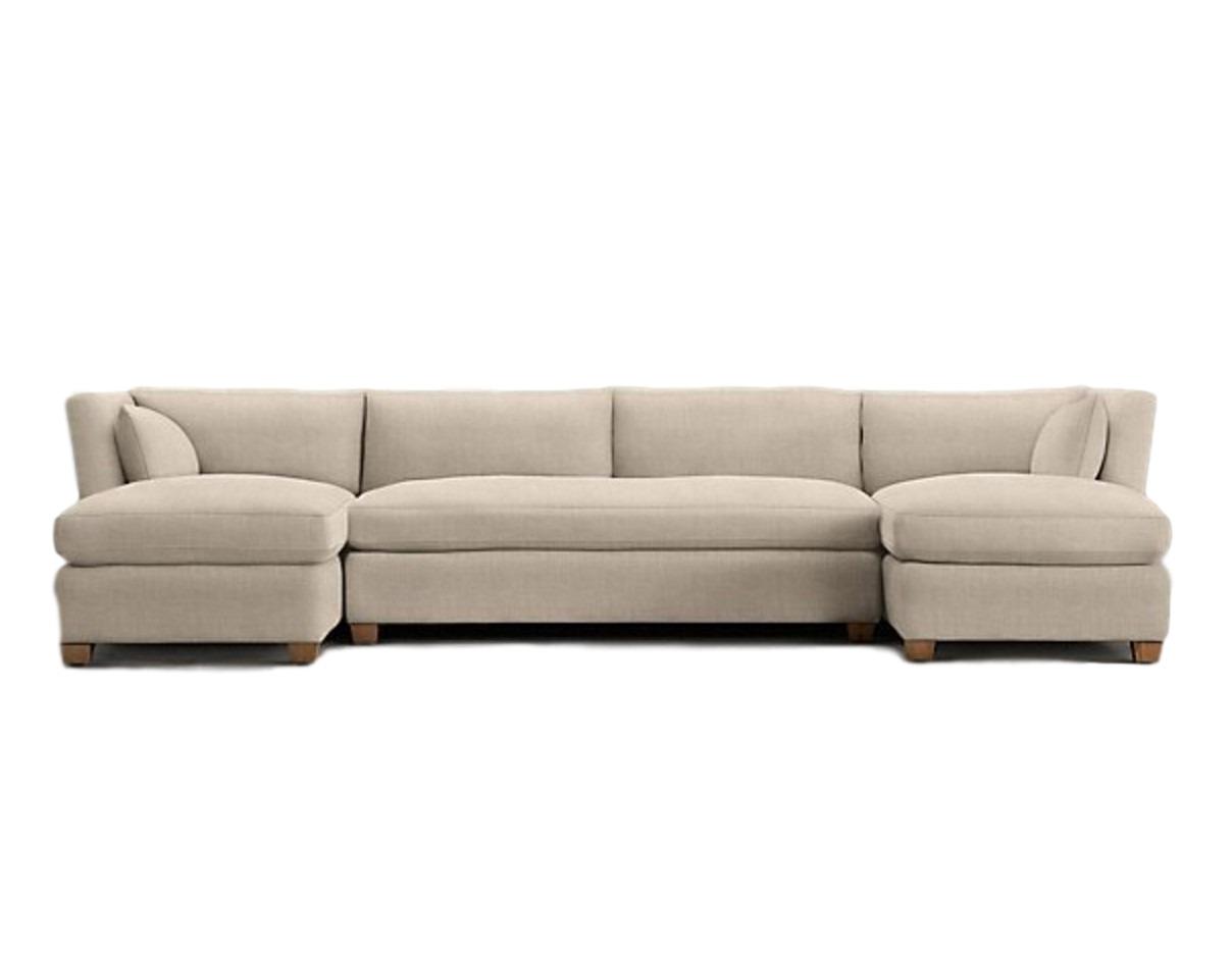 Ml диван unico belgian с двумя углами бежевый  38027/3