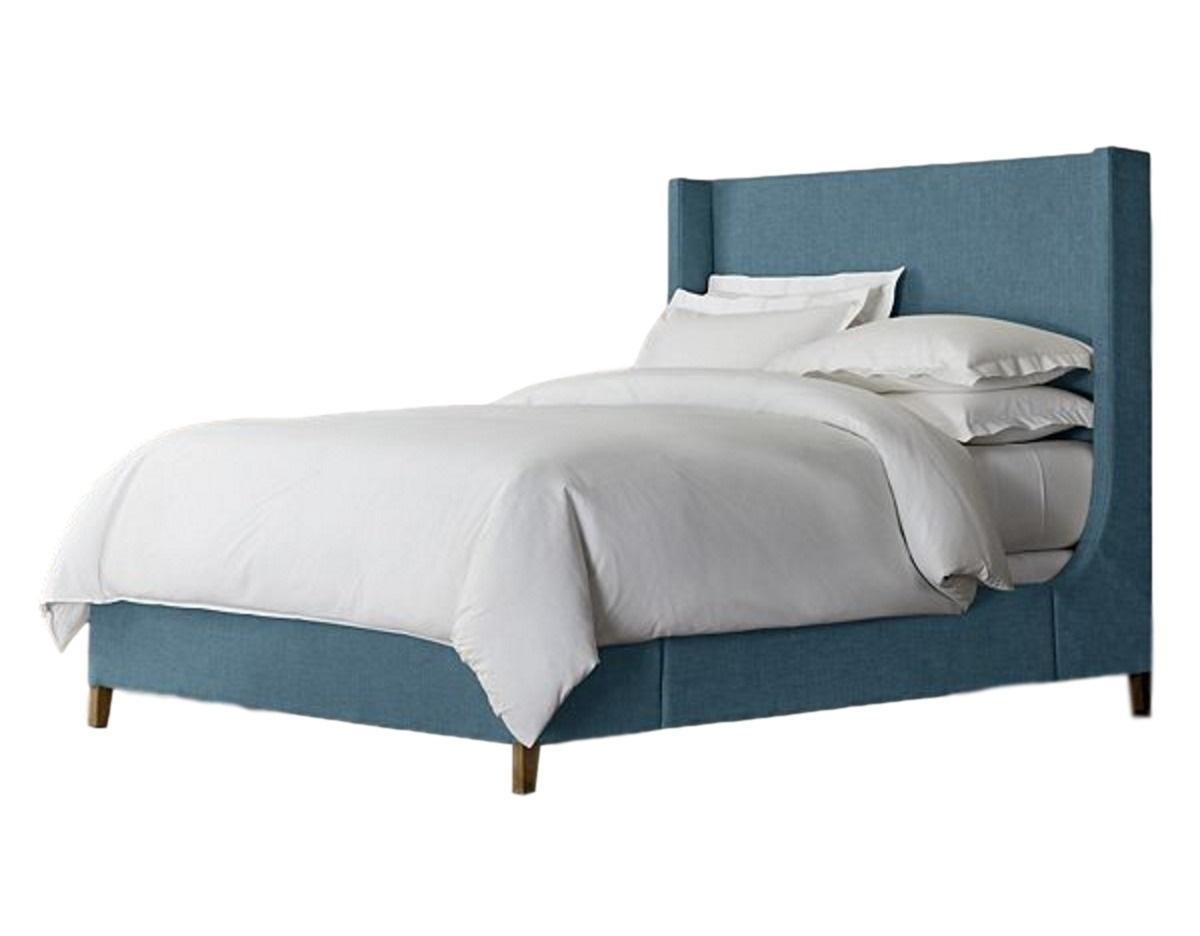 Кровать Grayson Sleigh BedКровати с мягким изголовьем<br>&amp;lt;div&amp;gt;Эта лаконичная кровать - классикка жанра для любых интерьеров в стиле &amp;quot;лофт&amp;quot; или для классических спален, &amp;amp;nbsp;где акценты расставляются благодаря деталям. &amp;amp;nbsp;&amp;lt;/div&amp;gt;&amp;lt;div&amp;gt;Вы можете выбрать одно из 200 возможных цветовых решений.&amp;lt;/div&amp;gt;&amp;lt;div&amp;gt;&amp;lt;br&amp;gt;&amp;lt;/div&amp;gt;&amp;lt;div&amp;gt;Размеры спального места: &amp;amp;nbsp;&amp;lt;/div&amp;gt;&amp;lt;div&amp;gt;140*200&amp;lt;/div&amp;gt;&amp;lt;div&amp;gt;160*200 &amp;amp;nbsp;- представлено&amp;lt;/div&amp;gt;&amp;lt;div&amp;gt;180*200&amp;lt;/div&amp;gt;&amp;lt;div&amp;gt;200*200&amp;lt;/div&amp;gt;<br><br>Material: Текстиль<br>Length см: 215<br>Width см: 170<br>Height см: 147