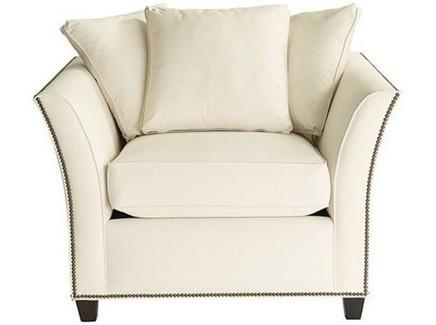 Кресло jazz (ml) белый 110x66.0x97.0 см.