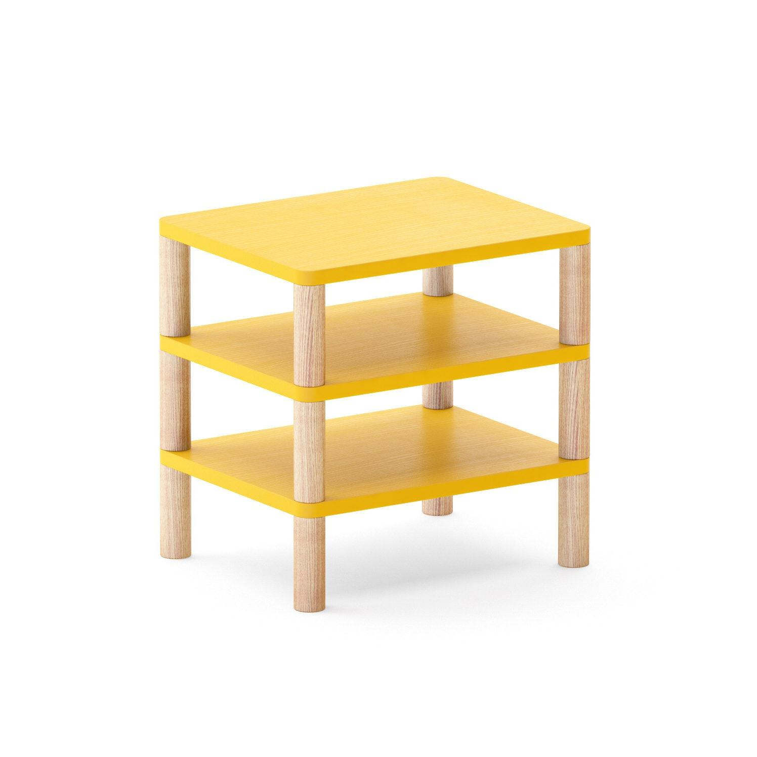 Прикроватная тумба GrimmПрикроватные тумбы, комоды, столики<br>&amp;lt;div&amp;gt;Данная позиция доступна во множестве цветовых вариантов, а также с темными или светлыми ножками.&amp;lt;/div&amp;gt;&amp;lt;div&amp;gt;&amp;lt;br&amp;gt;&amp;lt;/div&amp;gt;&amp;lt;div&amp;gt;Материал: корпус: крашеный МДФ, ножки: массив ясеня.&amp;amp;nbsp;&amp;lt;/div&amp;gt;&amp;lt;div&amp;gt;Возможен заказ изделия с отделкой текстурой дерева, стоимость уточняйте у менеджера.&amp;lt;/div&amp;gt;<br><br>Material: Дерево<br>Width см: 55<br>Depth см: 40<br>Height см: 50