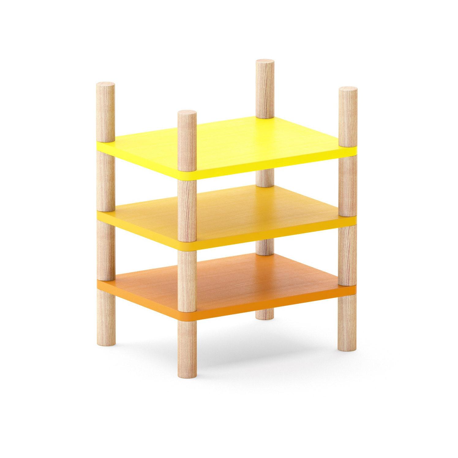 Прикроватная тумба GrimmПрикроватные тумбы, комоды, столики<br>&amp;lt;div&amp;gt;Данная позиция доступна во множестве цветовых вариантов, а также с темными или светлыми ножками.&amp;lt;/div&amp;gt;&amp;lt;div&amp;gt;&amp;lt;br&amp;gt;&amp;lt;/div&amp;gt;&amp;lt;div&amp;gt;Материал: корпус: крашеный МДФ, ножки: массив ясеня.&amp;amp;nbsp;&amp;lt;/div&amp;gt;&amp;lt;div&amp;gt;Возможен заказ изделия с отделкой текстурой дерева, стоимость уточняйте у менеджера.&amp;lt;/div&amp;gt;<br><br>Material: Дерево<br>Width см: 55<br>Depth см: 40<br>Height см: 62.5