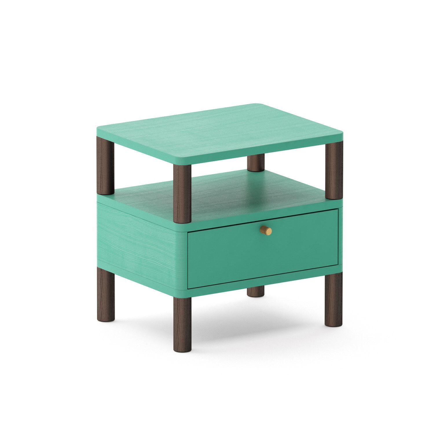 Прикроватная тумба BirkirПрикроватные тумбы, комоды, столики<br>&amp;lt;div&amp;gt;Данная позиция доступна во множестве цветовых вариантов, а также с темными или светлыми ножками.&amp;lt;/div&amp;gt;&amp;lt;div&amp;gt;&amp;lt;br&amp;gt;&amp;lt;/div&amp;gt;&amp;lt;div&amp;gt;Материал: корпус: крашеный МДФ, ножки: массив ясеня.&amp;amp;nbsp;&amp;lt;/div&amp;gt;&amp;lt;div&amp;gt;Возможен заказ изделия с отделкой текстурой дерева, стоимость уточняйте у менеджера.&amp;lt;/div&amp;gt;<br><br>Material: Дерево<br>Width см: 55<br>Depth см: 40<br>Height см: 50