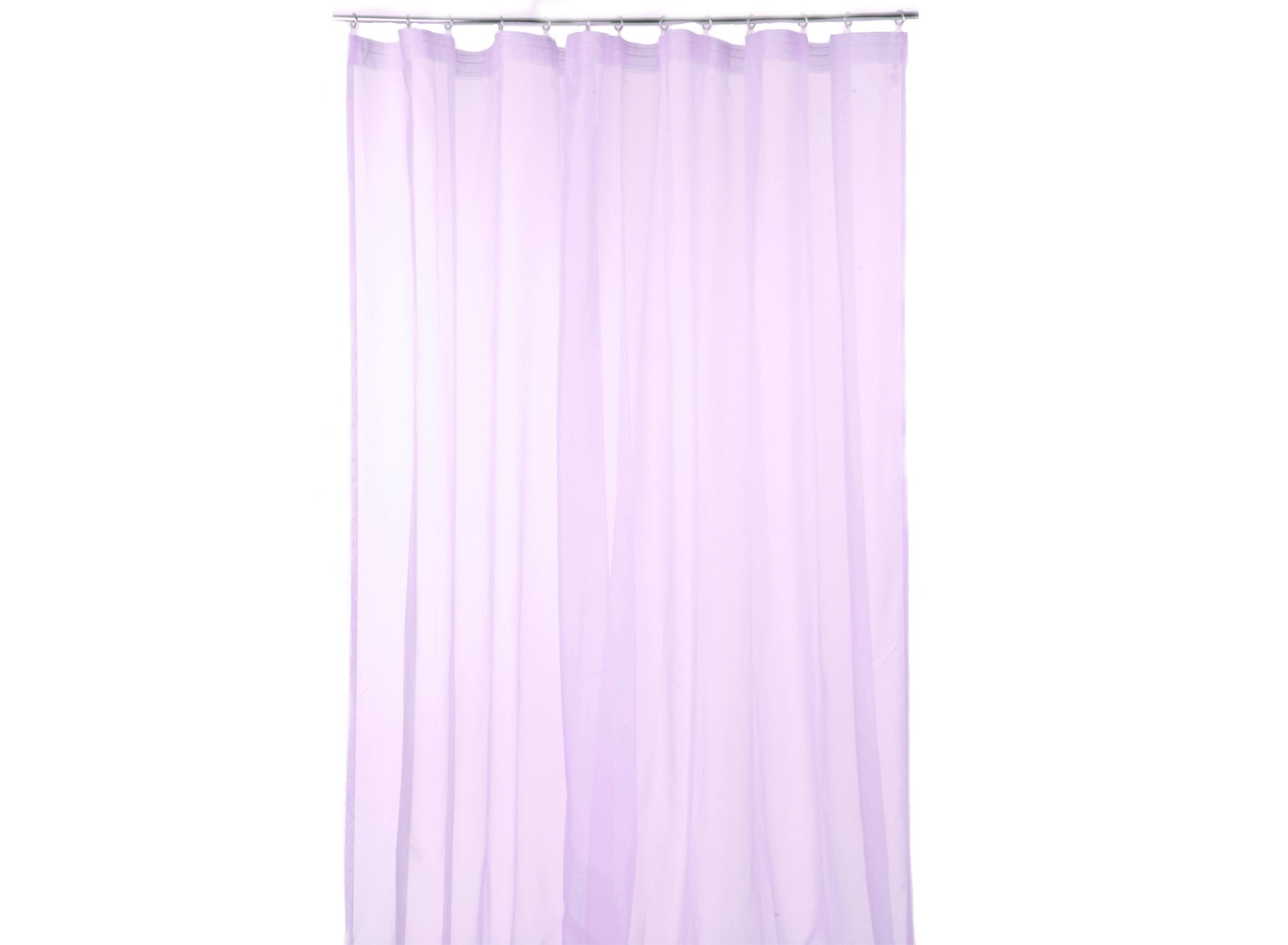 Органза СиреньШторы<br>Тюль легкая на окно на тесьме для крючков.<br><br>Material: Тюль<br>Ширина см: 250<br>Высота см: 260