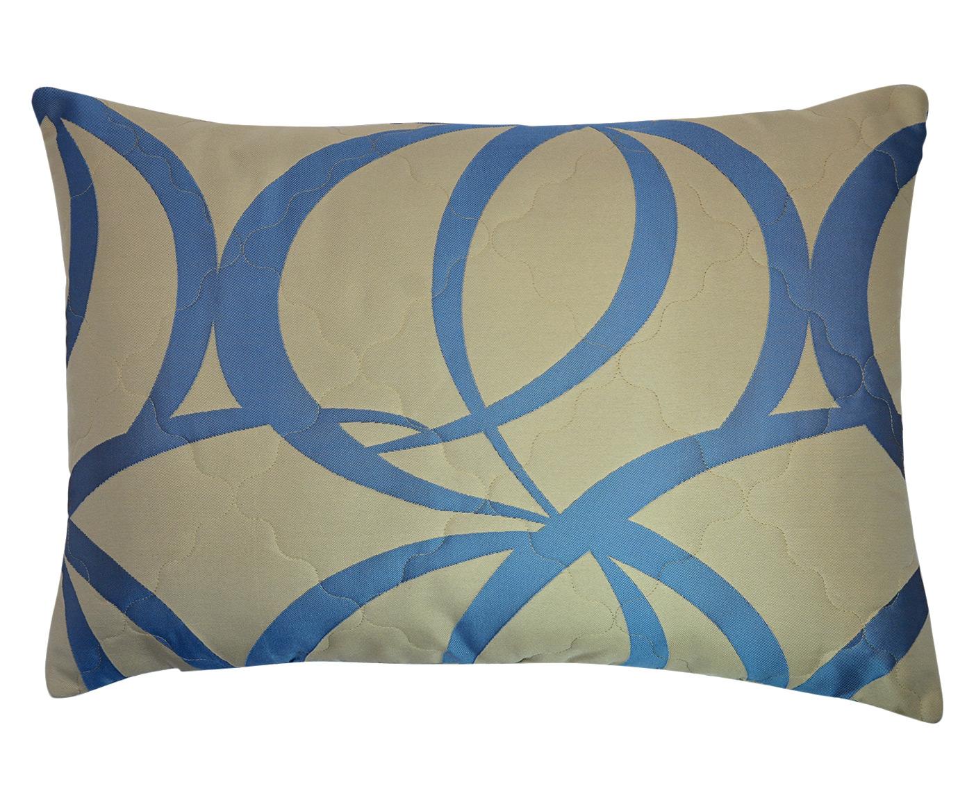 Наволочка Blu collectionПрямоугольные подушки и наволочки<br>Декоративный чехол на  подушку размером 50х70 см .Чехол съемный.<br><br>Material: Вискоза<br>Length см: 45<br>Width см: 65