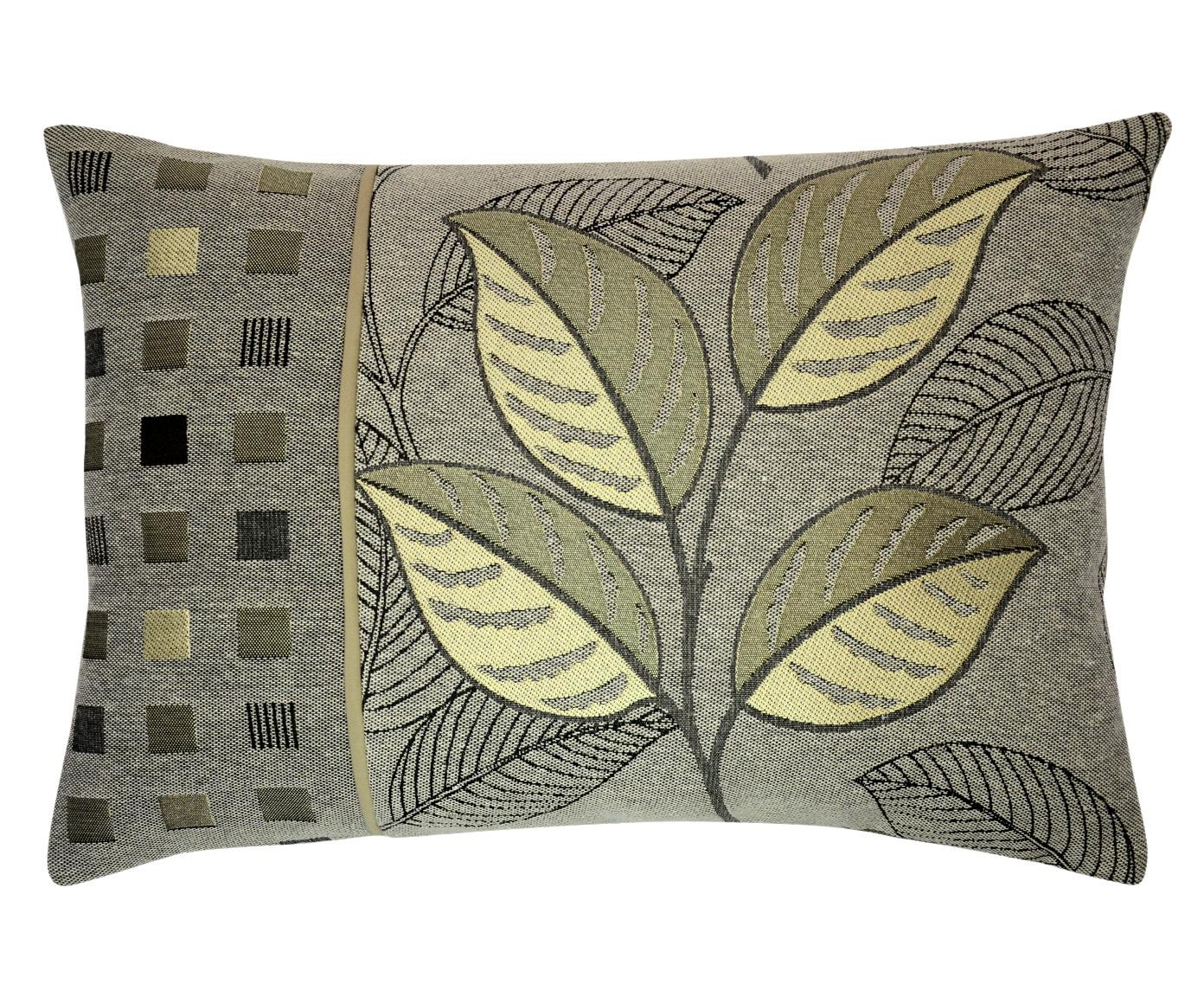 Комплект подушек Season Beige (2шт)Квадратные подушки и наволочки<br>Комплект декоративных  подушек. Чехол съемный.<br><br>Material: Вискоза<br>Length см: 35<br>Width см: 50<br>Depth см: 15