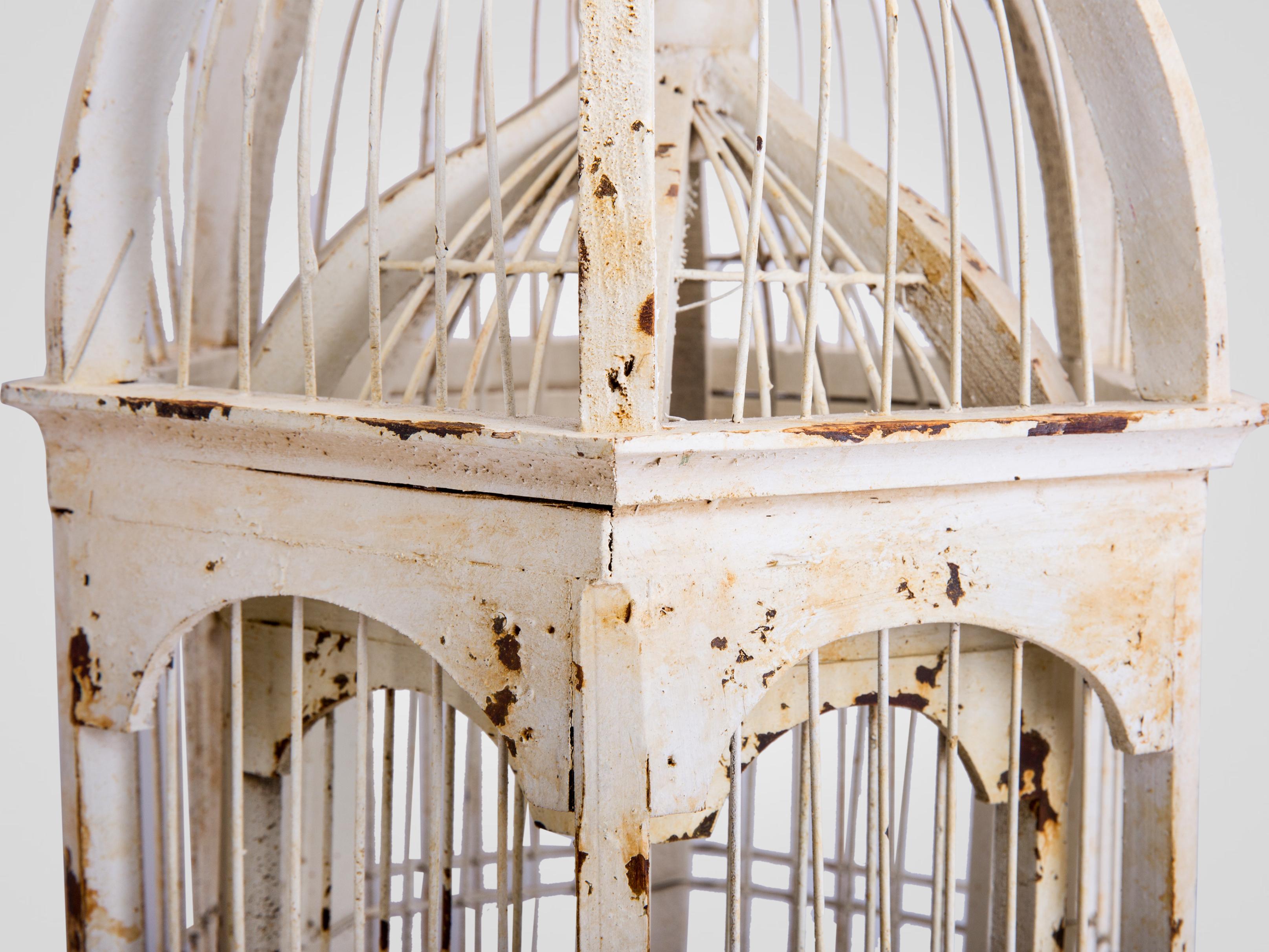 Клетка декоративная от The Furnish