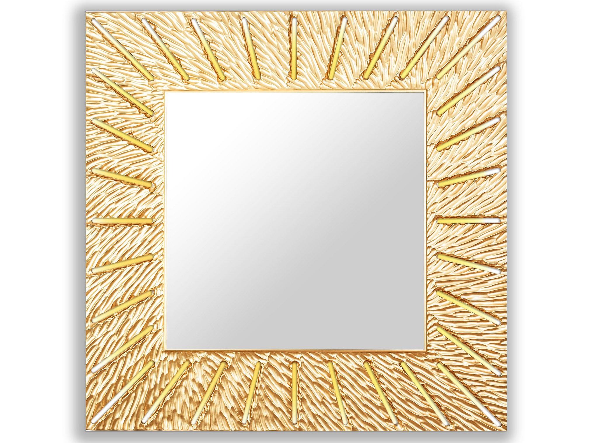 SunshineНастенные зеркала<br>С лучами солнца в дом приходят радость и веселье. Распахните жизнь им навстречу, чтобы каждый день приносил удачу.<br>                Описание: Форма квадратная, вес 7 кг, 4 светодиодные лампочки, Натуральный древестный материал высокого качества, Ручная резка, Толщина изделия 7см.&amp;lt;div&amp;gt;&amp;lt;br&amp;gt;&amp;lt;/div&amp;gt;&amp;lt;div&amp;gt;&amp;lt;p class=&amp;quot;MsoNormal&amp;quot;&amp;gt;Товарное предложение оснащено светодиодной подсветкой.&amp;lt;o:p&amp;gt;&amp;lt;/o:p&amp;gt;&amp;lt;/p&amp;gt;&amp;lt;/div&amp;gt;<br><br>Material: Дерево<br>Ширина см: 90.0<br>Высота см: 90.0<br>Глубина см: 1.0