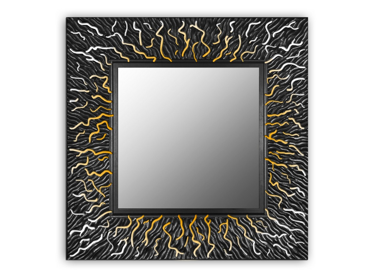 Зеркало CORALНастенные зеркала<br>Из тьмы морских глубин к свету тянутся кружевные ветки кораллов,напоминая о том,что творчество и успех,сила и красота есть в каждом из нас. <br>Рука резчика запечатлела живой и неповторимый узор коралла, превратив его в великолепное украшение дома. <br>Данный вариант представлен в квадратной форме.&amp;lt;div&amp;gt;&amp;lt;br&amp;gt;&amp;lt;/div&amp;gt;&amp;lt;div&amp;gt;&amp;lt;p class=&amp;quot;MsoNormal&amp;quot;&amp;gt;Товарное предложение оснащено светодиодной подсветкой.&amp;lt;o:p&amp;gt;&amp;lt;/o:p&amp;gt;&amp;lt;/p&amp;gt;&amp;lt;/div&amp;gt;<br><br>Material: Дерево<br>Ширина см: 90<br>Высота см: 90