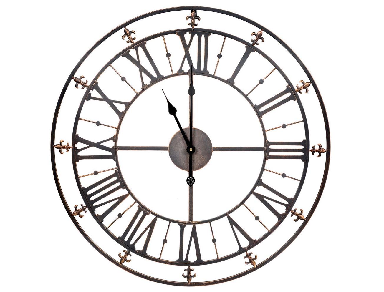 Настенные часы Иль-де-ФрансНастенные часы<br>Часы &amp;quot;Иль-де-Франс&amp;quot; - выбор престижных интерьеров &amp;quot;лофт&amp;quot; и &amp;quot;индастриал&amp;quot;, почетный гость стилей &amp;quot;модерн&amp;quot; и &amp;quot;ар-деко&amp;quot;. Иль-де-Франс - главная провинция Франции, столицей которой и является город Париж. Именно Иль-де-Франс стал исторической родиной готики - эталона архитектурной симметрии, синонима изящества и грации.  Готический циферблат c XVI века и по сей день являет эталон часового дизайна.&amp;lt;div&amp;gt;&amp;lt;br&amp;gt;&amp;lt;/div&amp;gt;&amp;lt;div&amp;gt;Тип батарейки: LR14 C 1,5 В.&amp;lt;/div&amp;gt;&amp;lt;div&amp;gt;Необходимое количество батареек: 1 шт.&amp;lt;/div&amp;gt;&amp;lt;div&amp;gt;Батарейка в комплект не входит.&amp;lt;/div&amp;gt;<br><br>Material: Металл<br>Depth см: 3<br>Diameter см: 75