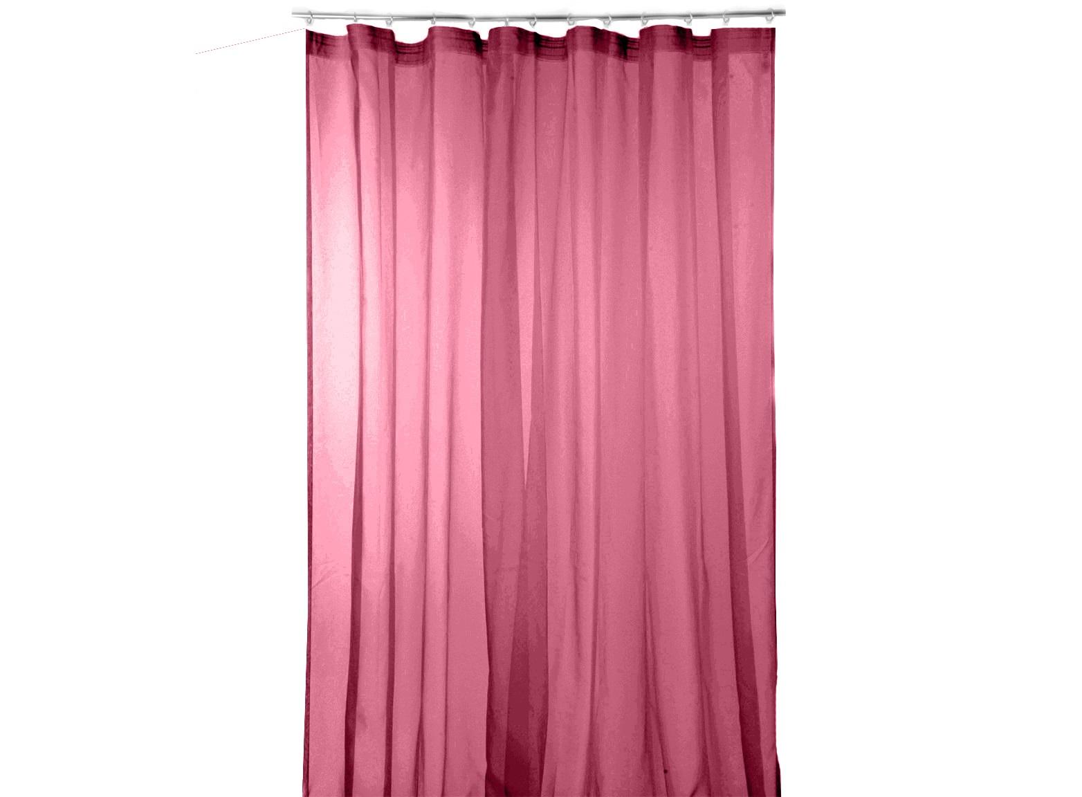 Вуаль Пьяная вишняШторы<br>Тюль легкая на окно на тесьме для крючков.<br><br>Material: Тюль<br>Width см: 300<br>Height см: 270