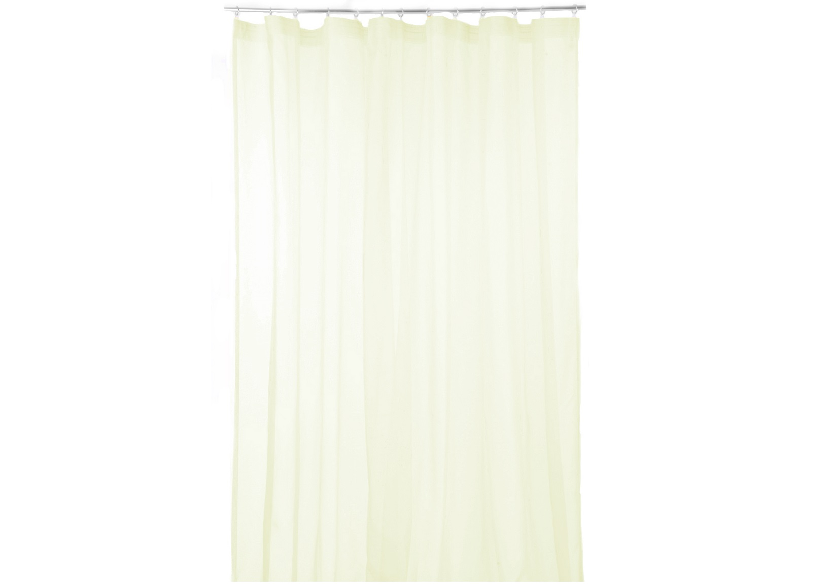 Полуорганза МолочнаяШторы<br>Тюль легкая на окно на тесьме для крючков<br><br>Material: Тюль<br>Width см: 200<br>Height см: 270