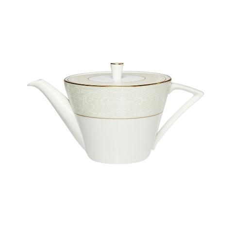 ЧайникЧайники<br>MIKASA по праву считается одним из мировых лидеров по производству столовой посуды из фарфора и керамики. На протяжении более полувека категории качества и дизайна являются неотъемлемой частью бренда MIKASA. Сегодня MIKASA сотрудничает со многими известными дизайнерами, работающими для лучших фабрик мира, и использует самые передовые технологии в производстве посуды. Все продукты бренда  MIKASA безупречны с точки зрения дизайна и исполнения.&amp;amp;nbsp;&amp;lt;div&amp;gt;&amp;lt;br&amp;gt;&amp;lt;/div&amp;gt;&amp;lt;div&amp;gt;Объем: 1 л.&amp;lt;br&amp;gt;&amp;lt;/div&amp;gt;<br><br>Material: Фарфор