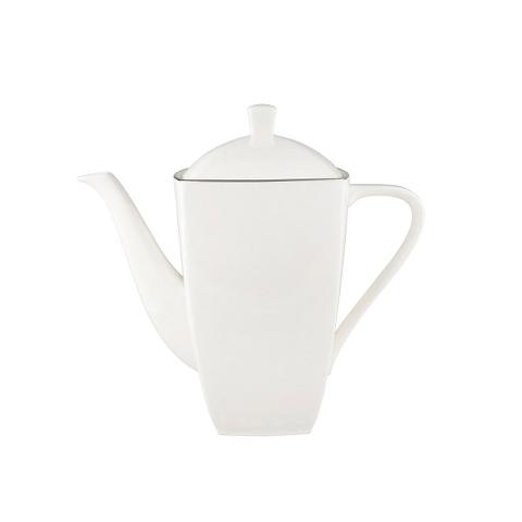КофейникКофейники и молочники<br>MIKASA по праву считается одним из мировых лидеров по производству столовой посуды из фарфора и керамики. На протяжении более полувека категории качества и дизайна являются неотъемлемой частью бренда MIKASA. Сегодня MIKASA сотрудничает со многими известными дизайнерами, работающими для лучших фабрик мира, и использует самые передовые технологии в производстве посуды. Все продукты бренда  MIKASA безупречны с точки зрения дизайна и исполнения.&amp;amp;nbsp;&amp;lt;div&amp;gt;&amp;lt;br&amp;gt;&amp;lt;/div&amp;gt;&amp;lt;div&amp;gt;Объем: 2 л.&amp;lt;br&amp;gt;&amp;lt;/div&amp;gt;<br><br>Material: Фарфор
