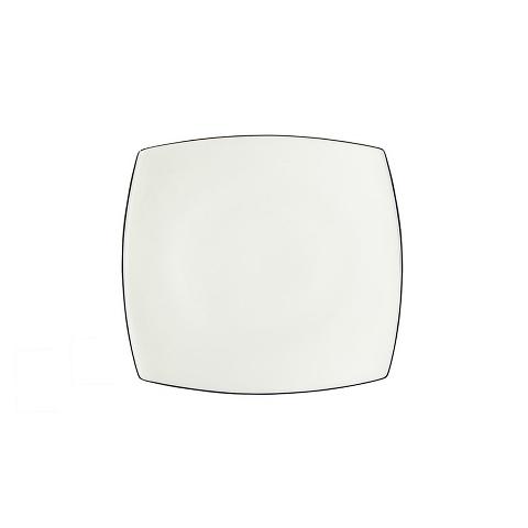 Тарелка десертнаяТарелки<br>MIKASA по праву считается одним из мировых лидеров по производству столовой посуды из фарфора и керамики. На протяжении более полувека категории качества и дизайна являются неотъемлемой частью бренда MIKASA. Сегодня MIKASA сотрудничает со многими известными дизайнерами, работающими для лучших фабрик мира, и использует самые передовые технологии в производстве посуды. Все продукты бренда  MIKASA безупречны с точки зрения дизайна и исполнения. Благодаря огромному стилистическому разнообразию каждый может выбр<br><br>Material: Фарфор<br>Length см: 21<br>Width см: 21<br>Depth см: None