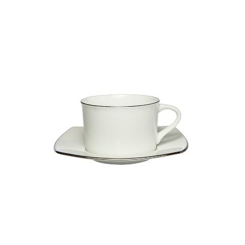 Пара чайнаяЧайные пары и чашки<br>MIKASA по праву считается одним из мировых лидеров по производству столовой посуды из фарфора и керамики. На протяжении более полувека категории качества и дизайна являются неотъемлемой частью бренда MIKASA. Сегодня MIKASA сотрудничает со многими известными дизайнерами, работающими для лучших фабрик мира, и использует самые передовые технологии в производстве посуды. Все продукты бренда  MIKASA безупречны с точки зрения дизайна и исполнения.&amp;amp;nbsp;&amp;lt;div&amp;gt;&amp;lt;br&amp;gt;&amp;lt;/div&amp;gt;&amp;lt;div&amp;gt;Объем: 200мл.&amp;lt;/div&amp;gt;<br><br>Material: Фарфор