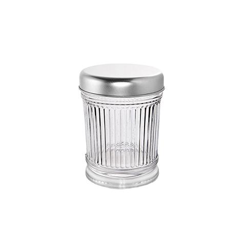 БанкаБанки и бутылки<br>Каждая деталь созданного в ручную изделия IVV, придаёт ему легкость и энергию, которую можно достичь только благодаря любви ремесленника к своему делу. За счёт этих утонченных деталей и рождается та особая уникальность, которая отличает марку IVV. Стеклянные изделия IVV обладают идеальной прозрачностью, бриллиантовым блеском и превосходным звучанием. На них хочется смотреть, прикасаться к ним и слышать.<br><br>Material: Стекло<br>Diameter см: 10