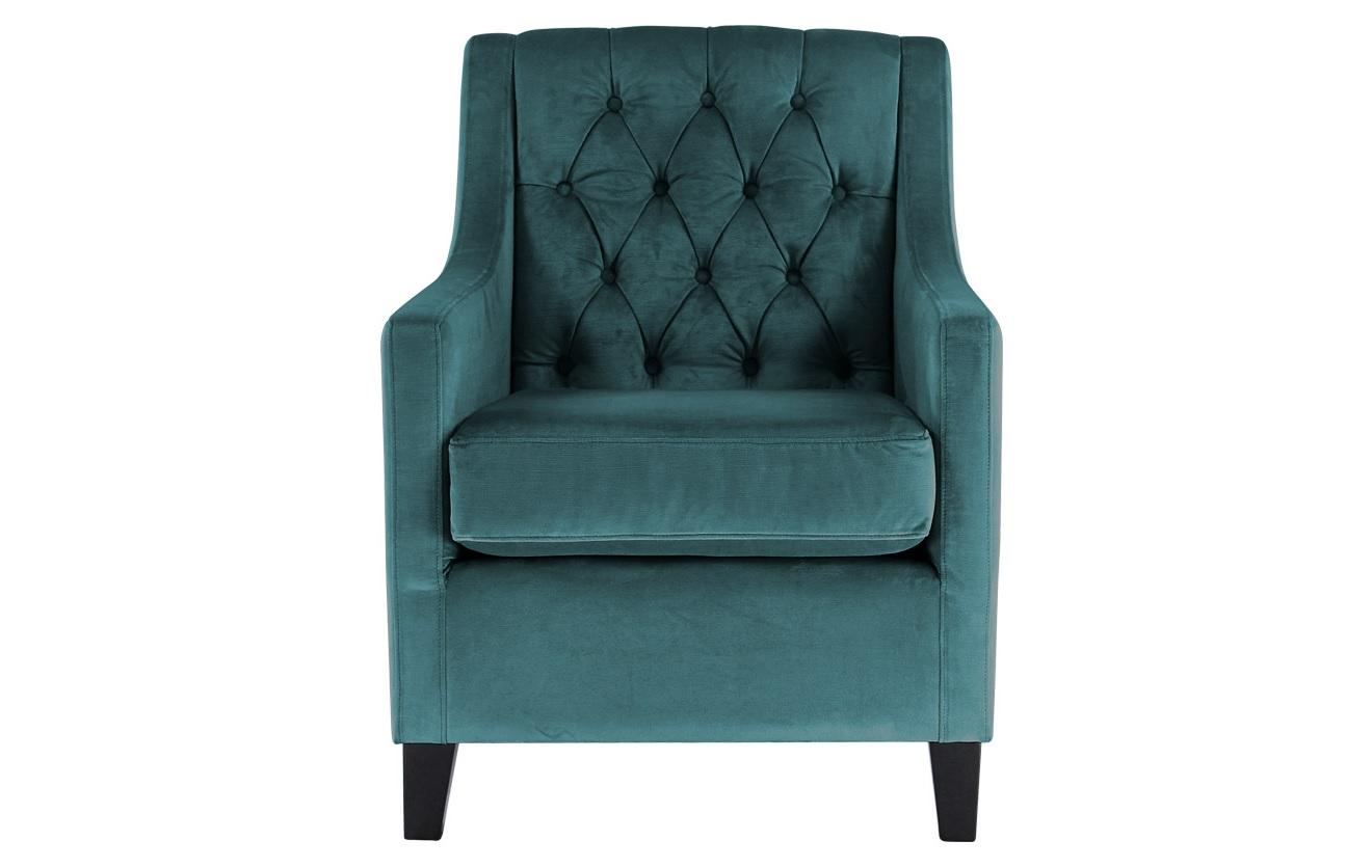 Кресло Debora ArmchairИнтерьерные кресла<br><br><br>Material: Текстиль<br>Width см: 71<br>Depth см: 84<br>Height см: 92