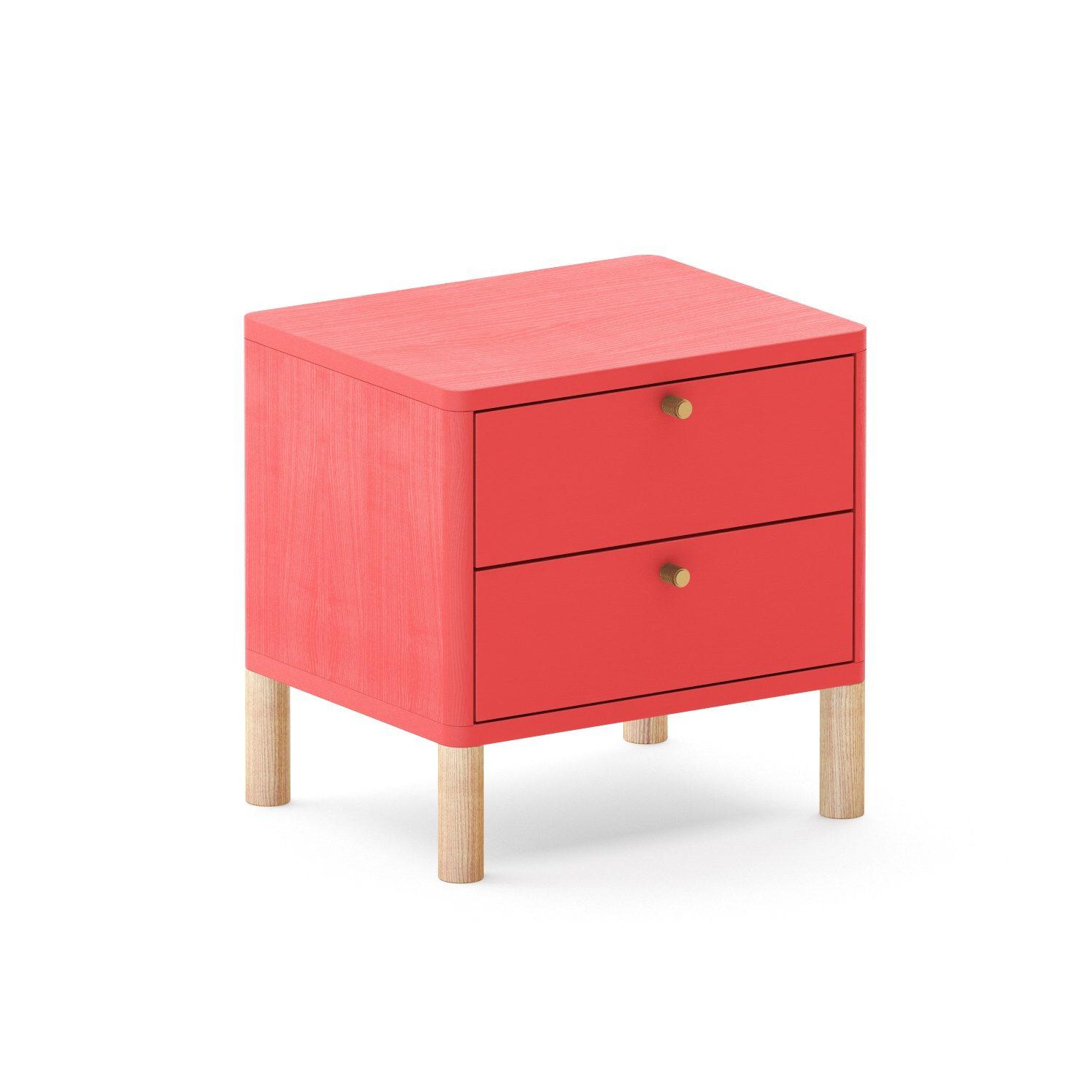 Прикроватная тумба HordurПрикроватные тумбы, комоды, столики<br>&amp;lt;div&amp;gt;Данная позиция доступна во множестве цветовых вариантов, а также с темными или светлыми ножками.&amp;lt;/div&amp;gt;&amp;lt;div&amp;gt;&amp;lt;br&amp;gt;&amp;lt;/div&amp;gt;&amp;lt;div&amp;gt;Материал: корпус: крашеный МДФ, ножки: массив ясеня.&amp;amp;nbsp;&amp;lt;/div&amp;gt;&amp;lt;div&amp;gt;Возможен заказ изделия с отделкой текстурой дерева, стоимость уточняйте у менеджера.&amp;lt;/div&amp;gt;<br><br>Material: МДФ<br>Width см: 55<br>Depth см: 40<br>Height см: 50