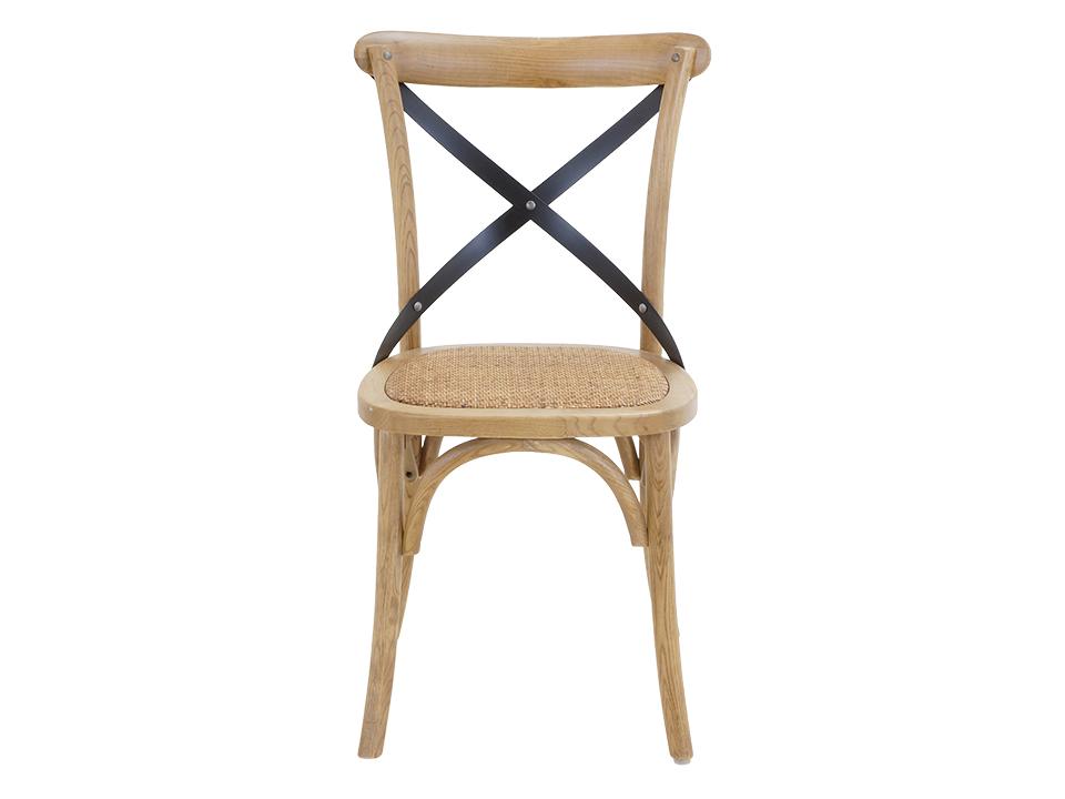 Стул BertramОбеденные стулья<br>Классический стул для интерьера в стиле &amp;quot;кантри&amp;quot; или &amp;quot;Прованс&amp;quot; -- винтажная форма и искуственно состаренная отделка. Скомбинируйте несколько таких стульев разных цветов и на вашей кухне воцарится по-французски легкое настроение.&amp;amp;nbsp;<br><br>Material: Вяз<br>Width см: 50<br>Depth см: 52<br>Height см: 88
